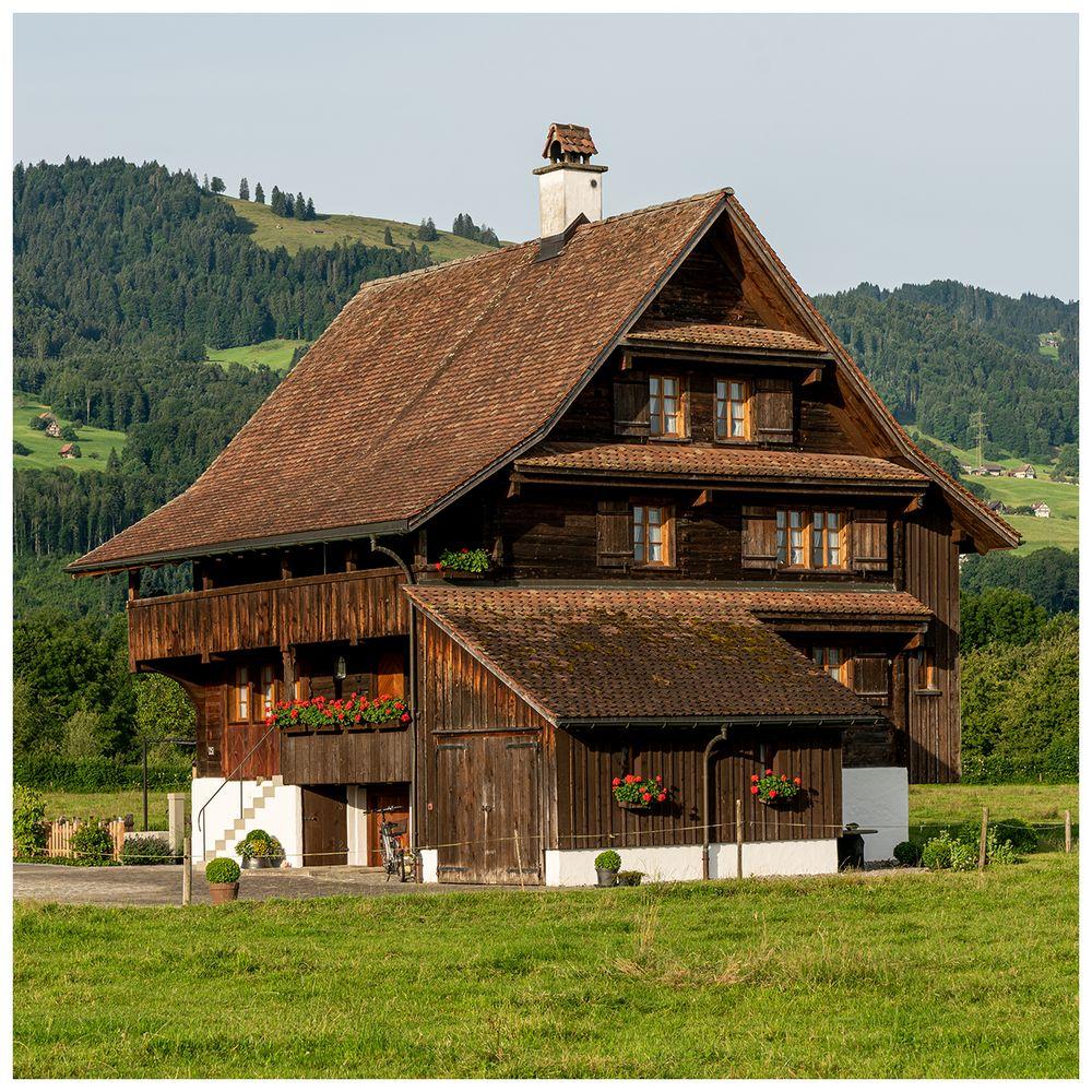 Schwyzer Bauernhaus