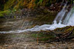 Scintille d'acqua