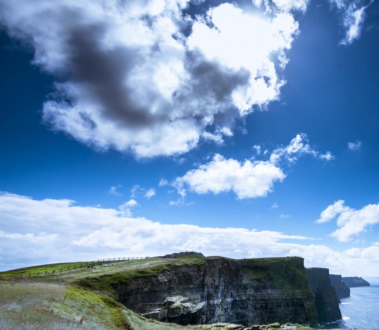 scogliera irlandese