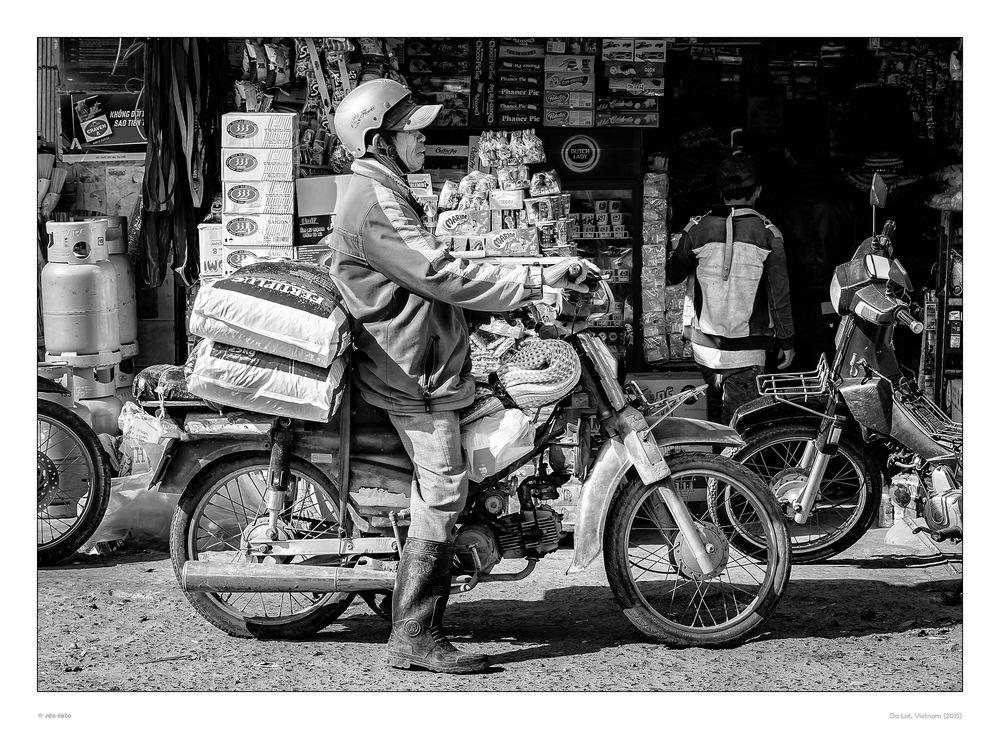Scooter Transportation
