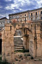 scorcio a Lecce