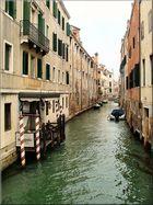 Scorcio a Venezia