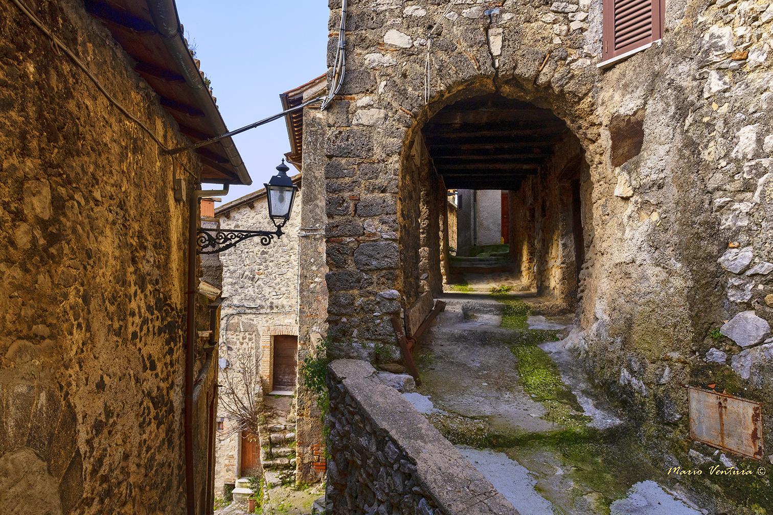 Scorcio di Anticoli Corrado