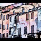Scorcio di Mantova (piazza Erbe)