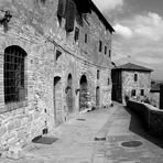 Scorcio di San Gimignano