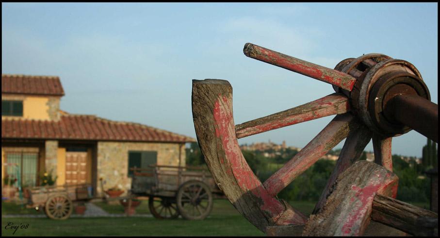 scorcio di Toscana