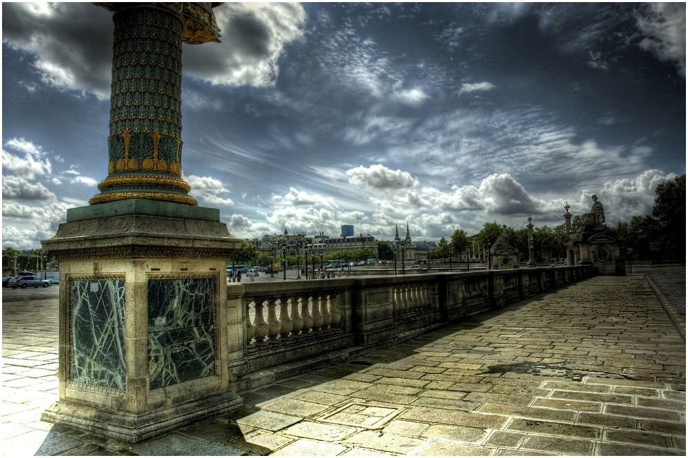 Scorcio Parigino