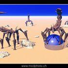 Scorpions d'un autre monde