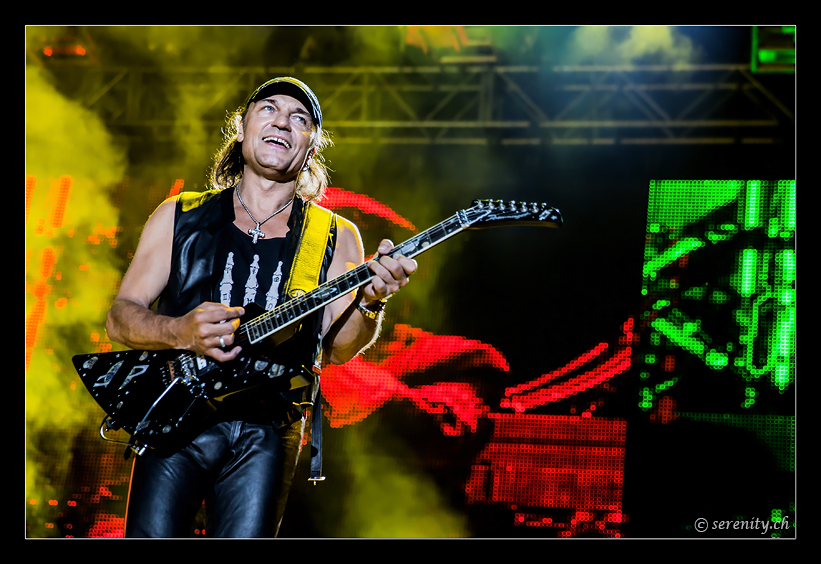 Scorpions III @ Stars of Sounds, Murten