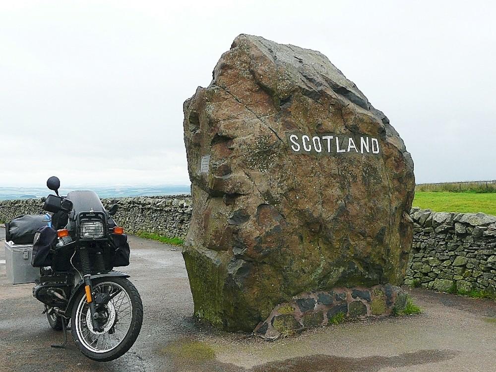 Scotisch Border