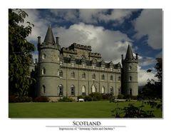 Scotland - Inveraray Castle