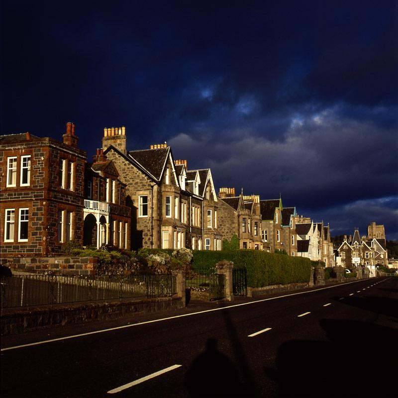 Scotland-Oban