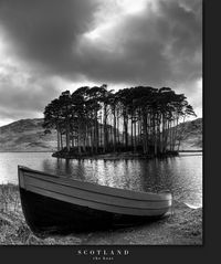 Scotland VI - the boat