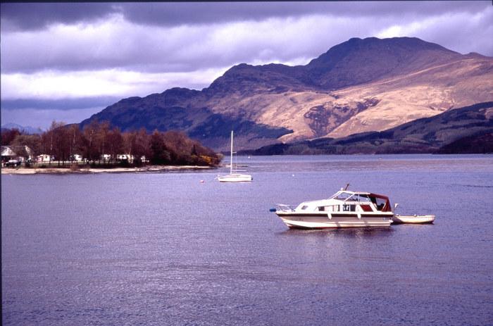 Scotland view