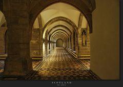Scotland XII - the abbey