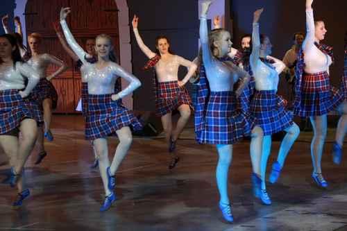 Scottish Dancing on Fulda