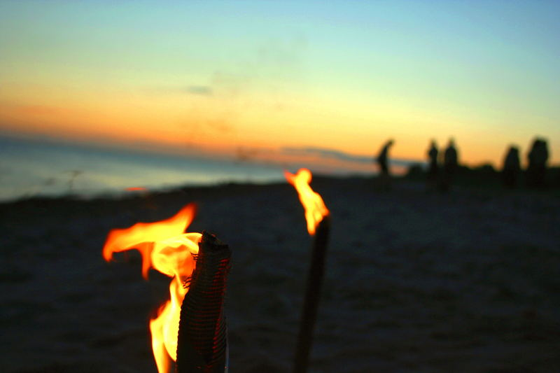 Scouting's Sunrise