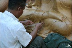 Sculpteur de bronze