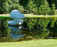Sculpture flottante, Otterlo