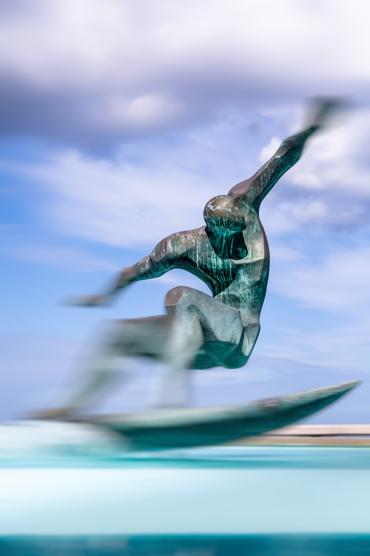 sculpture in motion