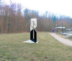 Sculpture in Public Space #1/39a (Stuttgart-Botnang)
