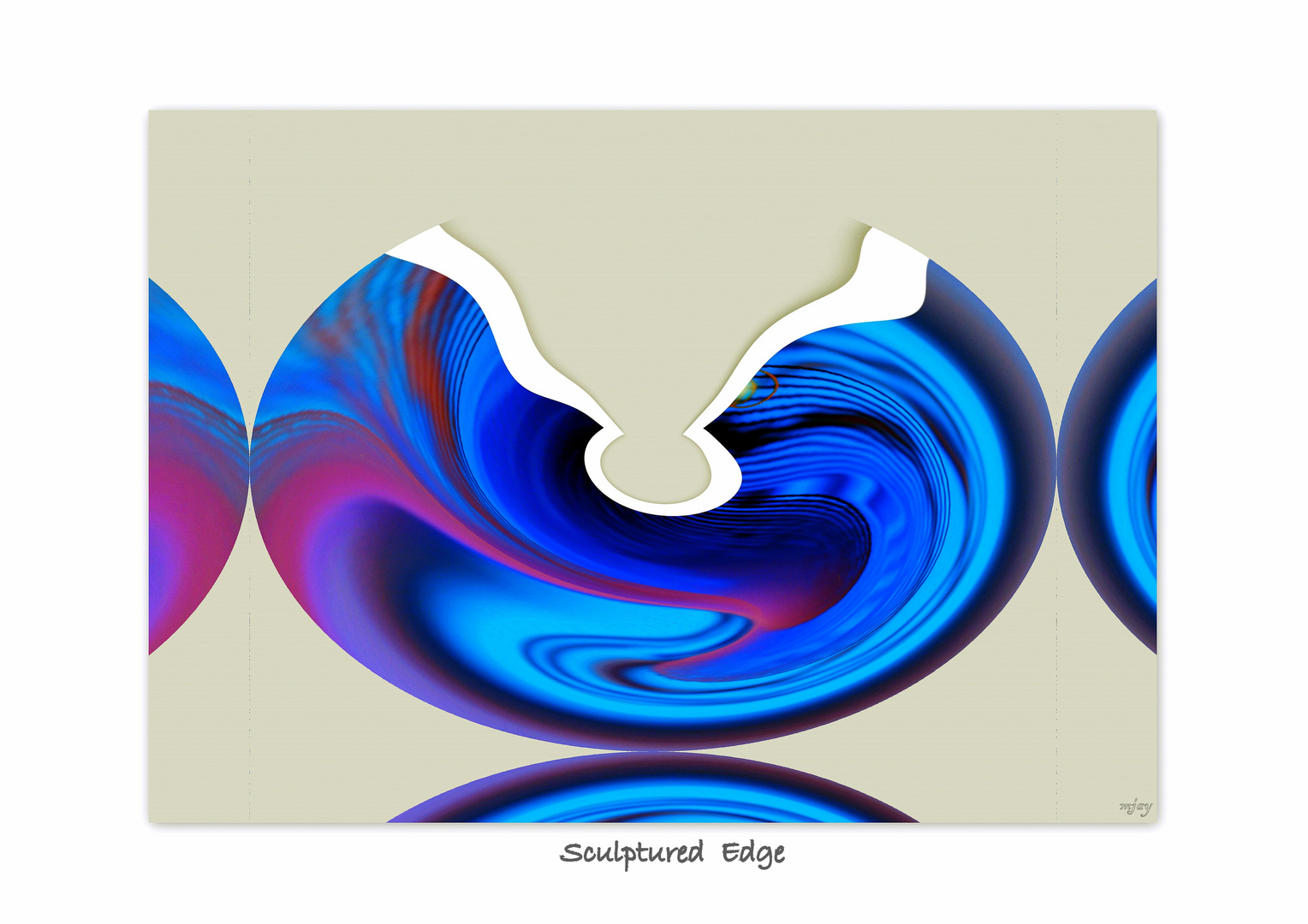 Sculptured Edge