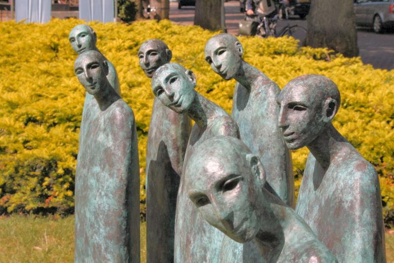 sculpturen oisterwijk 2005