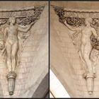 Sculptures de la gare de Limoges-Bénédictins
