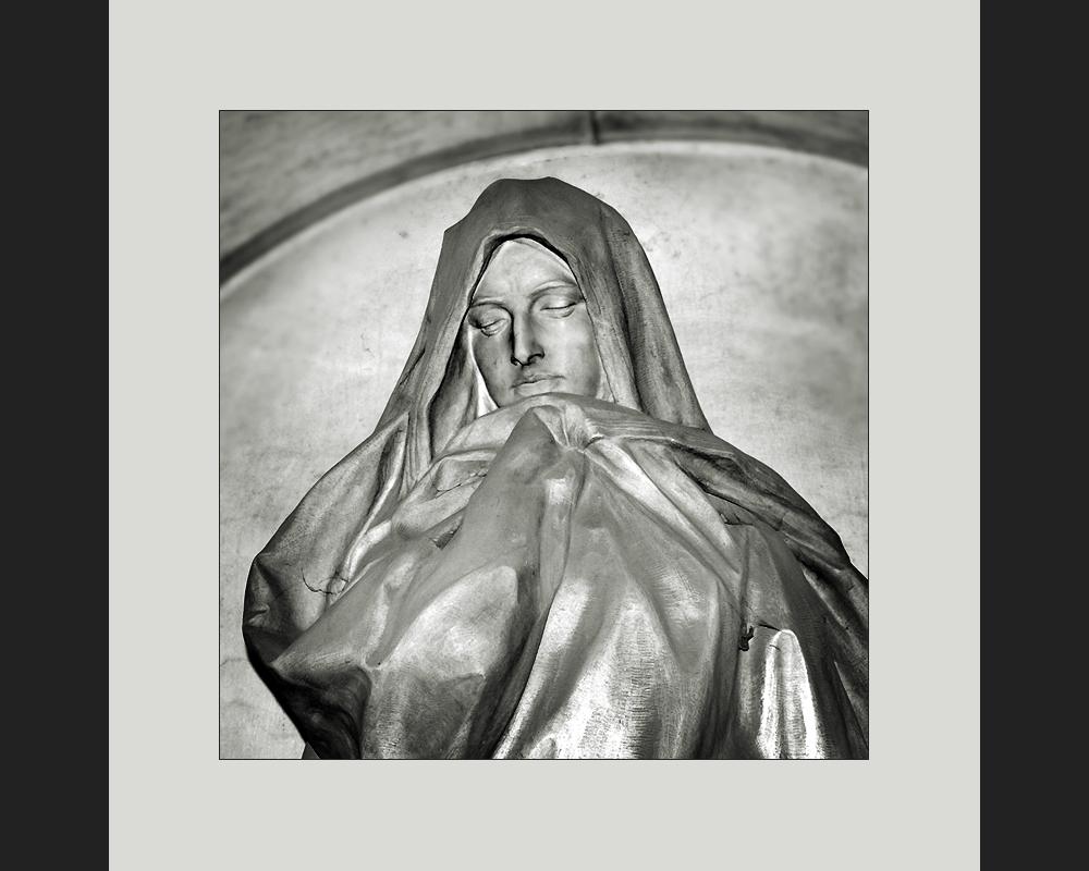 Scultura funebre III