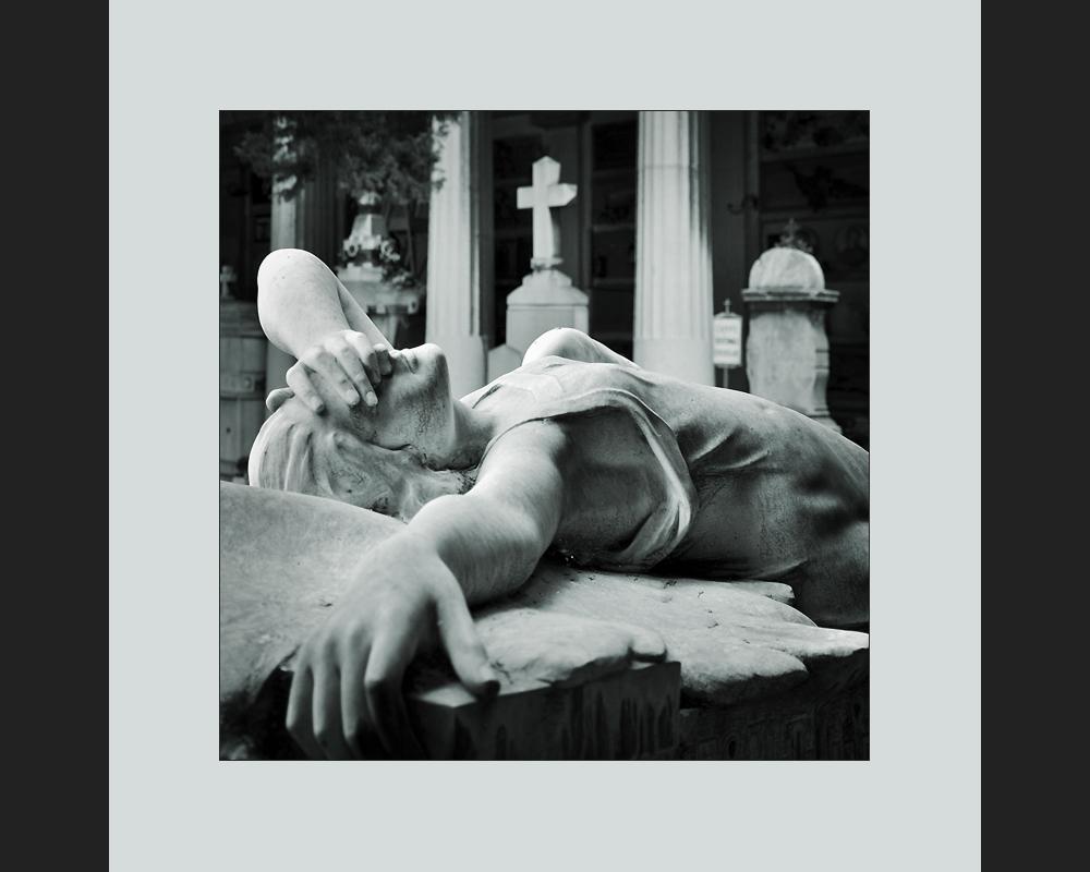 Scultura funebre VI
