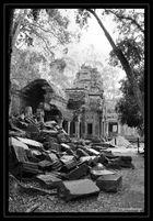 Se perdre à Angkor