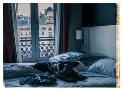 se réveiller à Paris