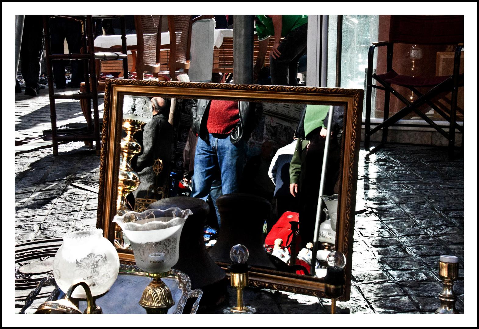 Se vende espejo