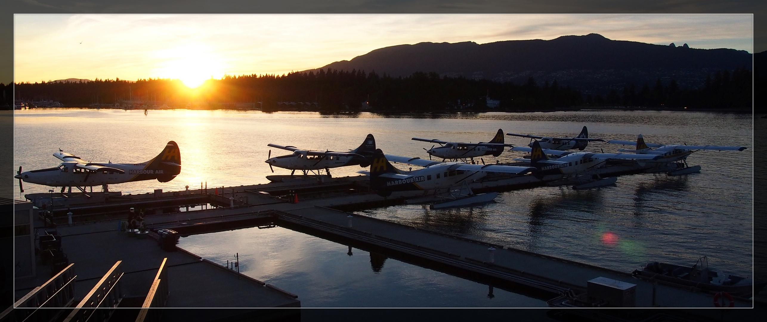 SEA-AIRPORT, Vancouver