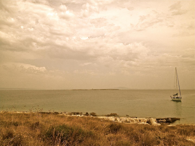 Sea at Croatia