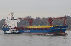 SEA BIRD - Stückgutfrachter