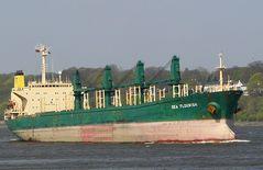 SEA FLOURISH - Schüttgutfrachter