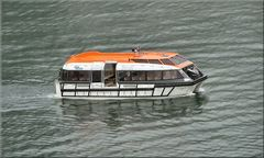 Sea-shuttle working