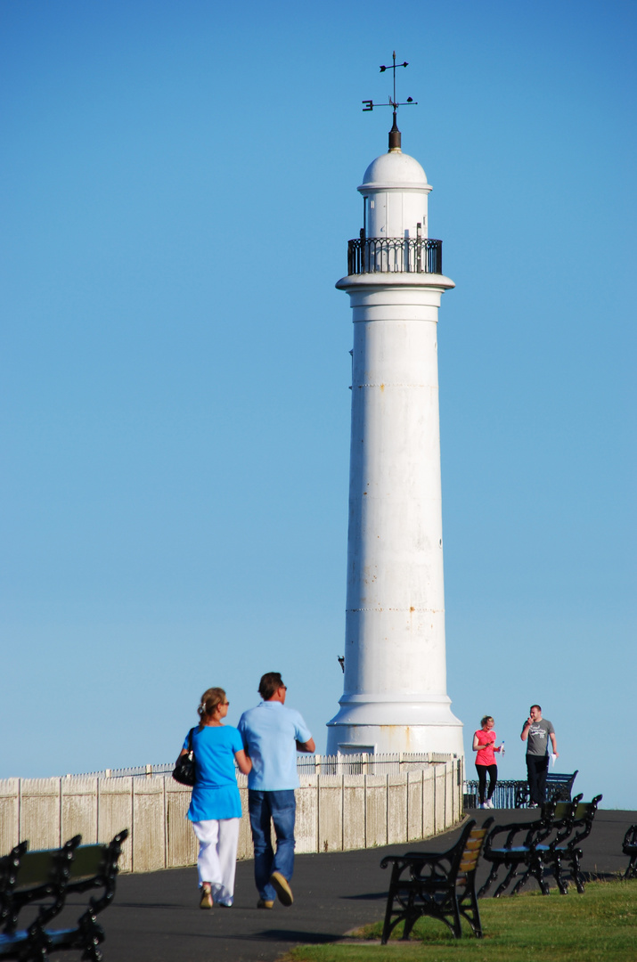 Seaburn Lighthouse