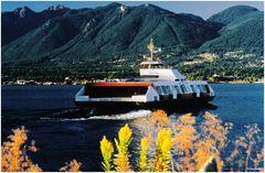 Seabus + Seaplane, Vancouver