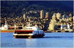 Seabus, Vancouver Harbour