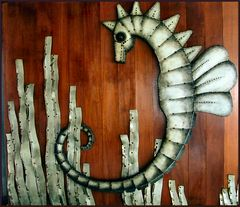 Seahorse of Tin