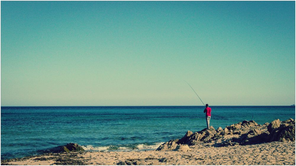 [Searching for Fisherman]