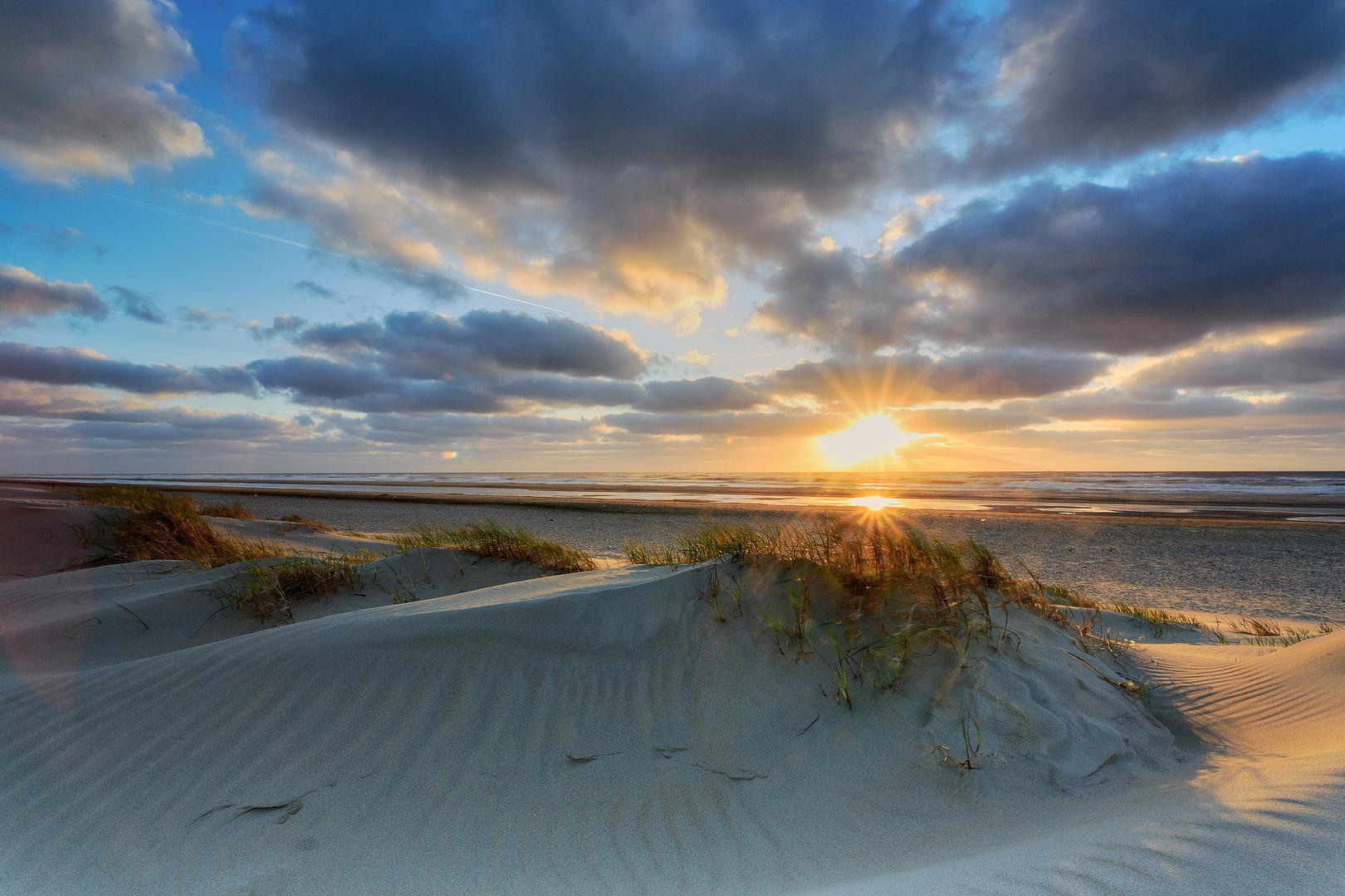 Seaside, Texel, Netherlands
