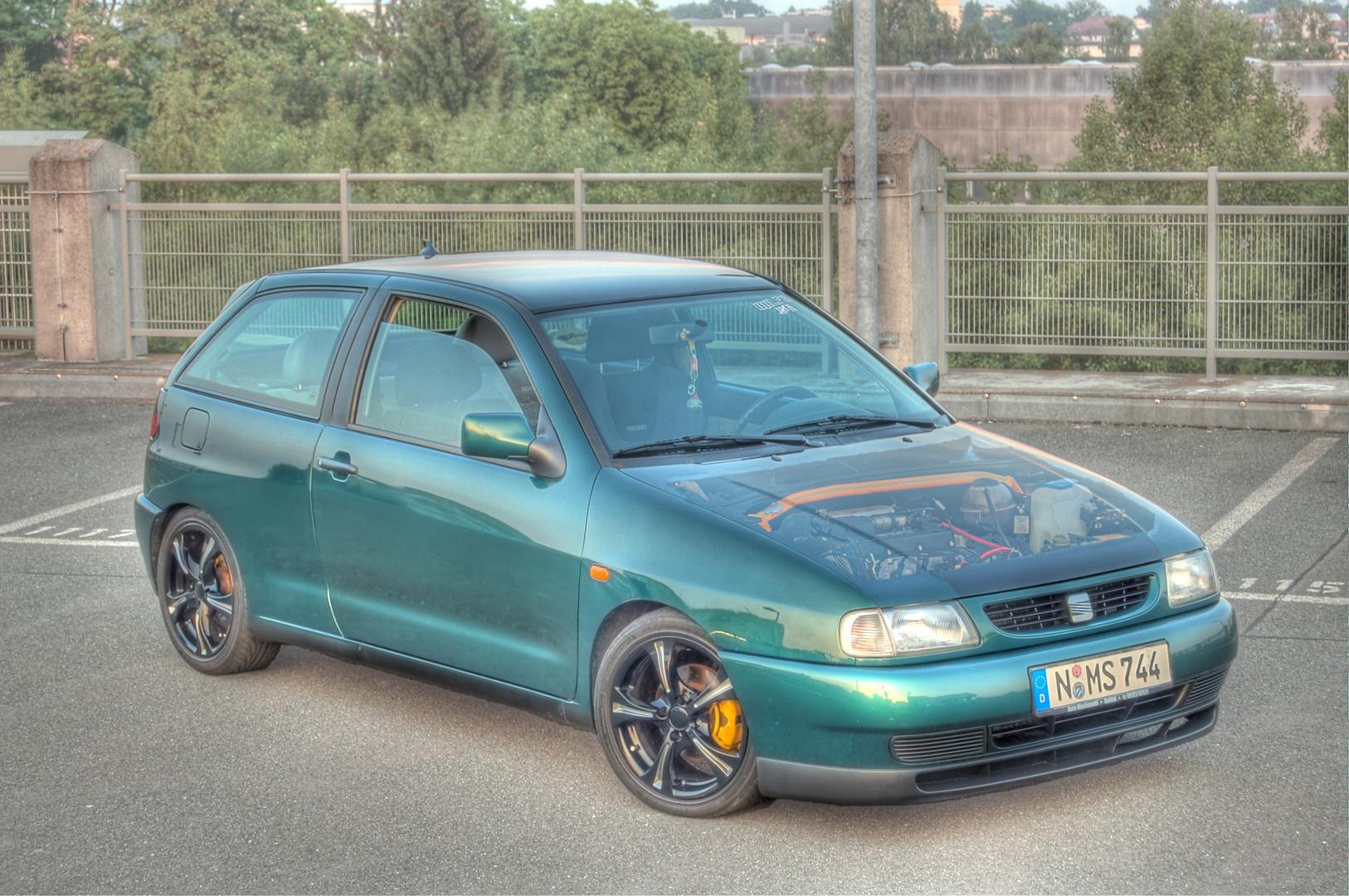 """Seat Ibiza """"GTI"""" HDR"""