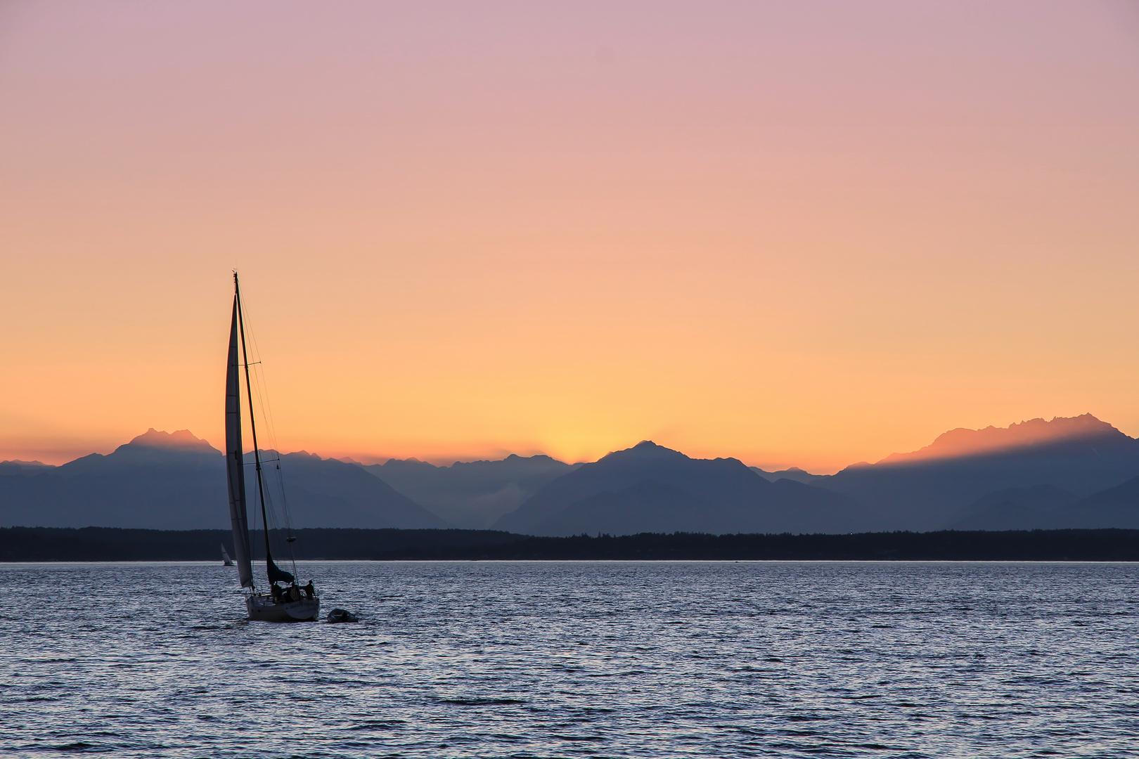 Seattle Hafen