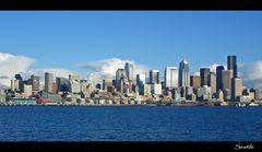 Seattle Panorama II