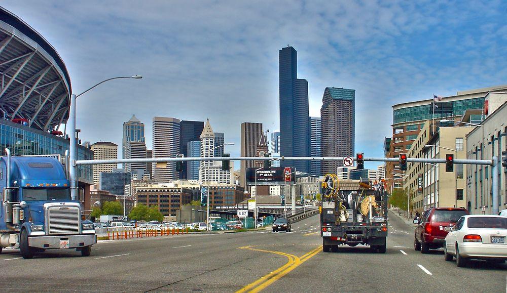 Seattle Silhouette