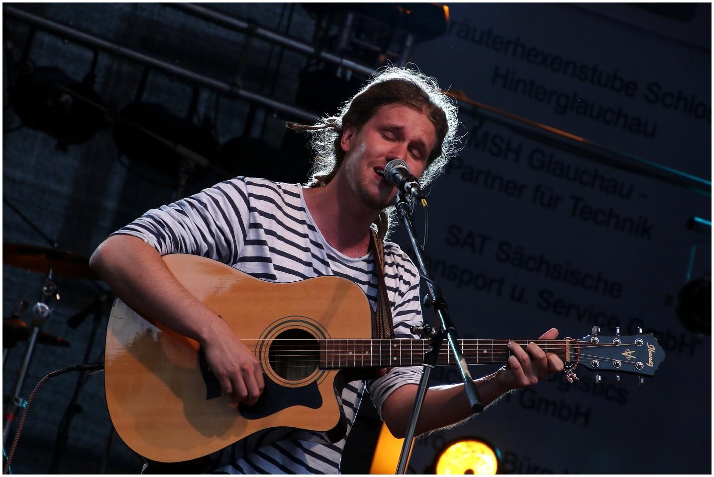 Sebastian Hackel & Band @ Glauchau (2)
