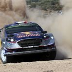 Sebastian Ogier - WRC Rally Italia Sardegna 2017